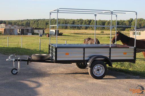 Прицеп Mustang 325