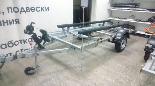 """Прицеп """"ВОДНИК"""" (8213 В7) L-5.5M"""
