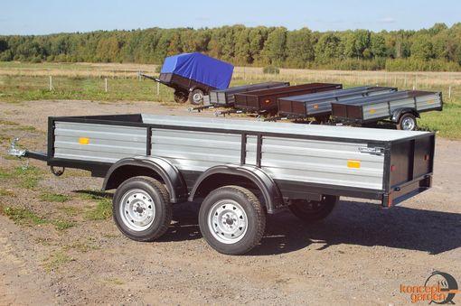 Прицеп Mustang 325 2-х осный