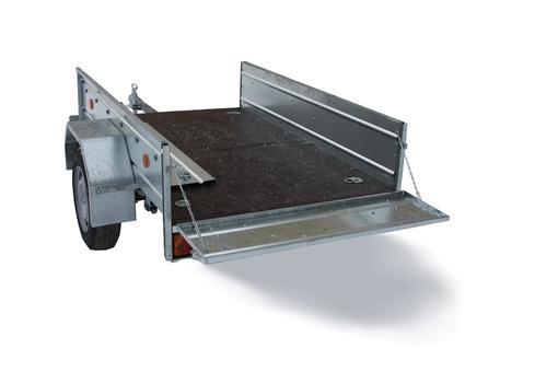Прицеп ЛАВ-81011(с тентом Н-300мм.)