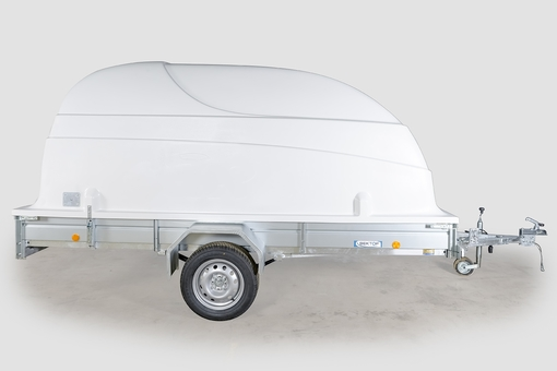 Прицеп ЛАВ-81012